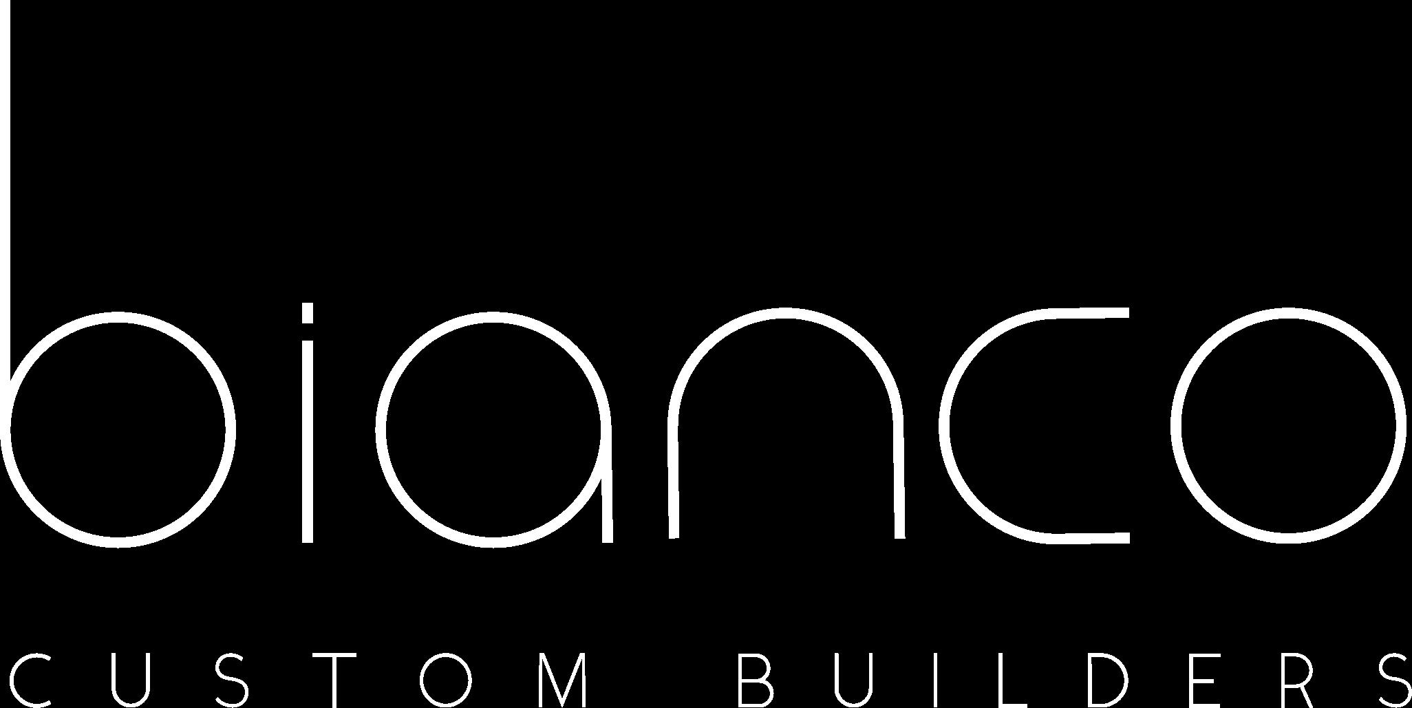 Bianco Custom Builders